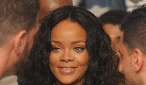 Rihanna & Drake Cup Cake In LA Club + Christina Milian, Future & Busta Rhymes Spotted