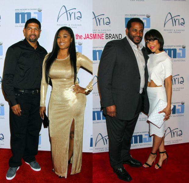Jesse Williams, T-Pain, Boyz II Men Attend Michael Jordan's Celebrity Gala