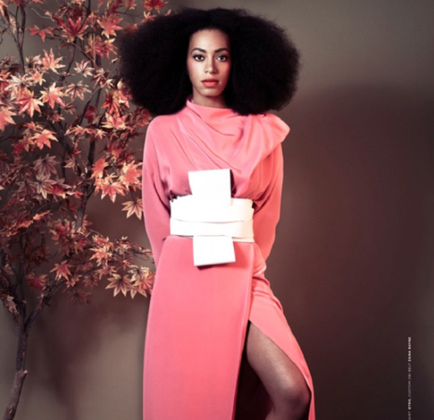 Stylin'-On-You-Hoes: Solange Releases Asian-Inspired Editorial