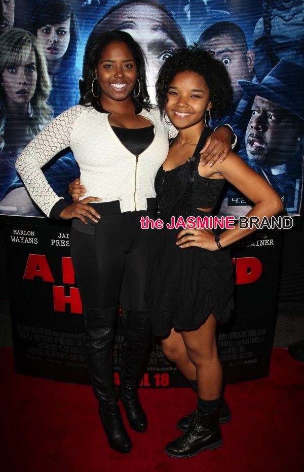 A Haunted House 2 Premiere Cedric The Entertainer