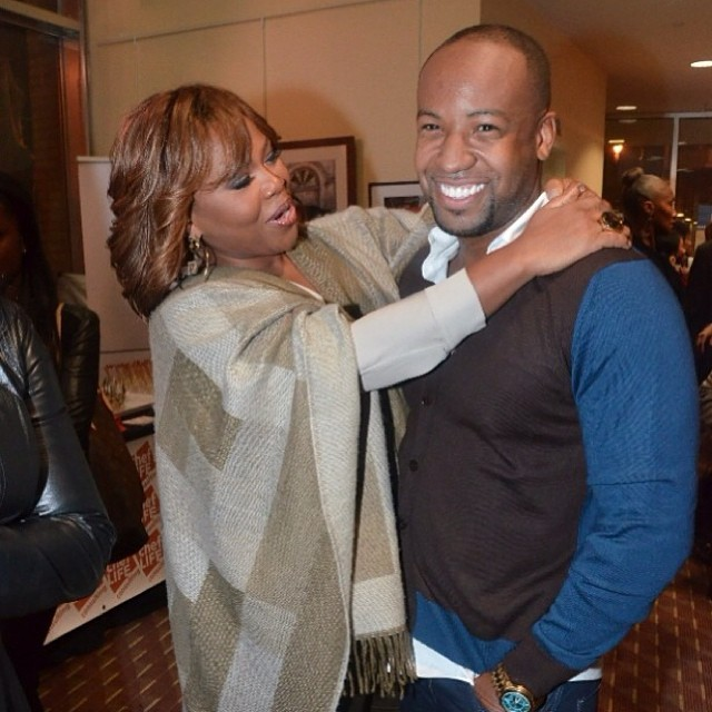 Carlos King and Mona Scott Young