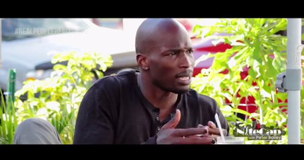 [VIDEO] Ochocinco On: Still Loving Ex-Wife, Painting His Nails Black & Why He Refuses to Be A Monogamist