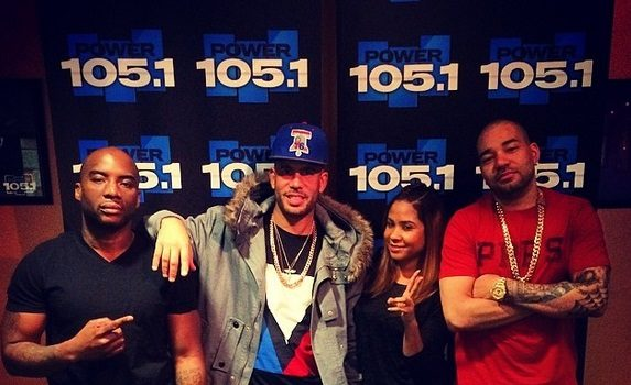 Awkward Much? DJ Envy Confronts DJ Drama During 'The Breakfast Club' Interview