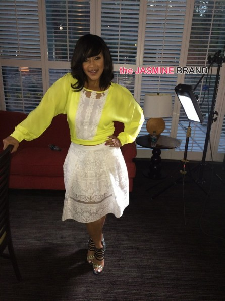 Erica Campbell Styled by Goo Goo