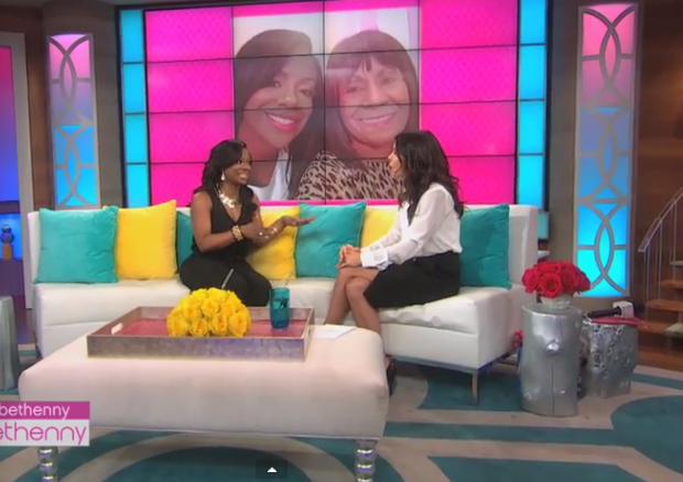 [WATCH] Newlywed Kandi Burrus Tells Bethenny That Mama Joyce STILL Doesn't Like Her New Husband