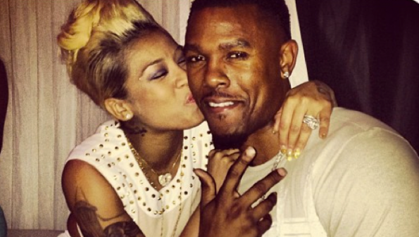 Keyshia-Cole-and-Daniel-