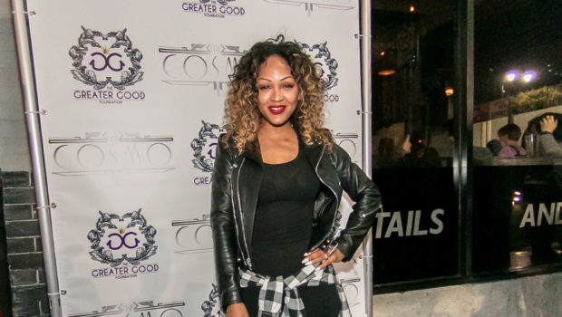 "[Pretty Girls Party] Meagan Good Kyla Pratt Go Clubbin' For ""THE GREATER GOOD"""