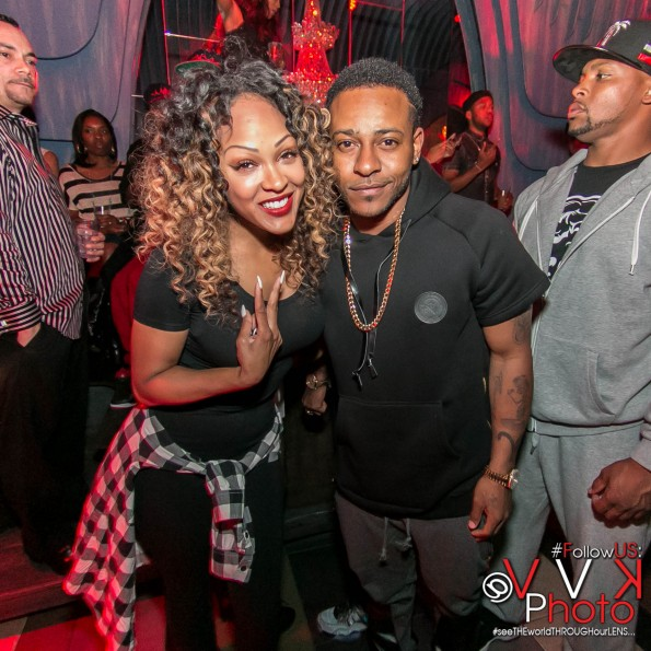Meagan Good And Eric Bellinger