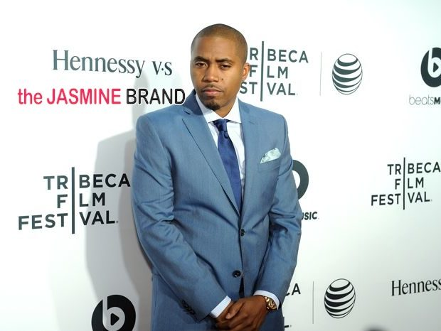 (EXCLUSIVE) Rapper Nas Hit With Tax Lien