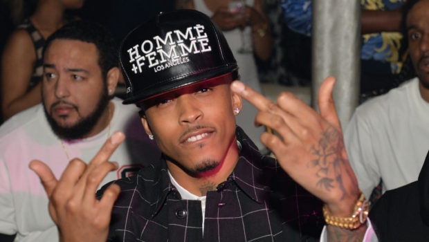 Spotted. Stalked. Scene. August Alsina, 2 Chains Party At Atlanta Club