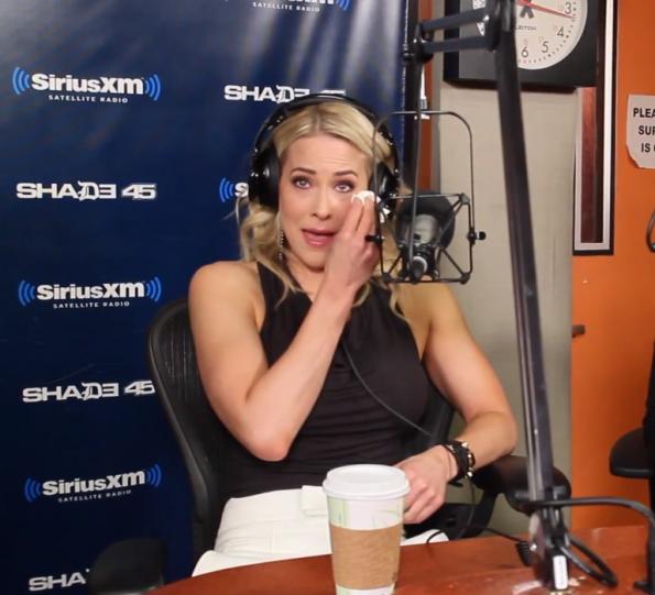 Brittany Daniel Visits Sway-3-The Jasmine Brand