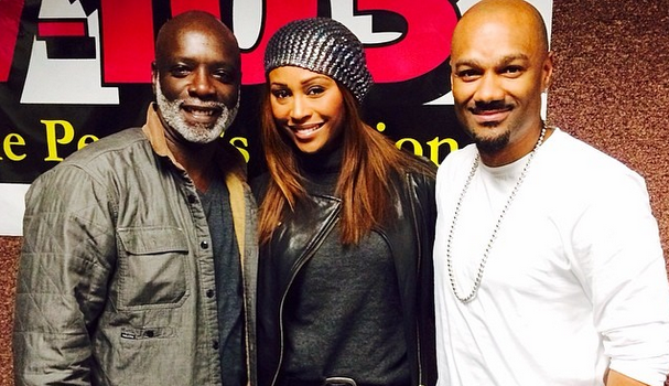 [VIDEO] Peter Thomas & Cynthia Bailey Address NeNe Leakes' B*tch Comment, Husband Spin-Off Rumors + Kenya Moore's 911 Call