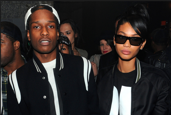 Are Chanel Iman & Rapper A$AP Rocky Secretly Engaged?
