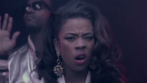 [WATCH] Keyshia Cole 'Rick James' Featuring Juicy J Video