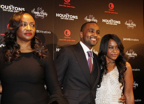 Stay Away! Bobbi Kristina's Husband Ordered No Contact With Pat Houston For 12 Months