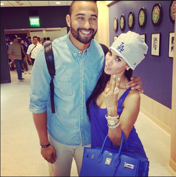 [Photos] Inside the Instagram Life of Donald Sterling's GF V. Stiviano
