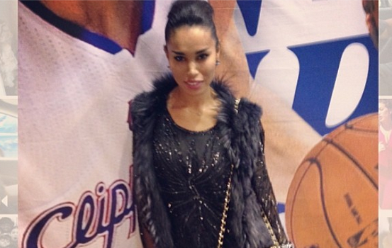 V. Stiviano Sad NBA Banned Donald Sterling, Denies Being Owners Mistress