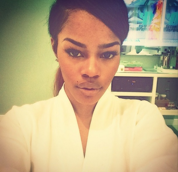 [New Music] Teyana Taylor Hints at Old Relationship With New Ballad, 'Sorry'