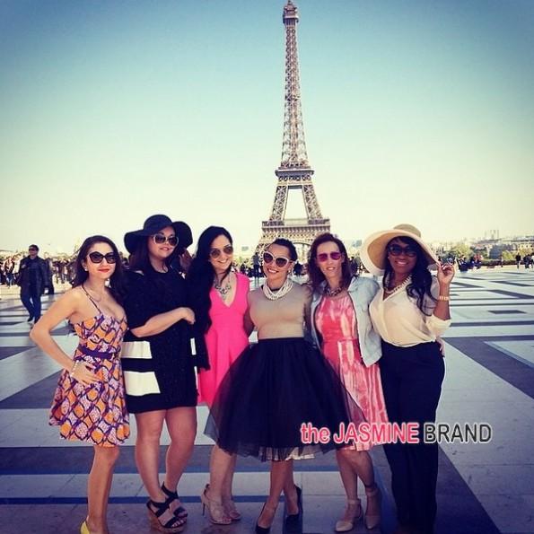 adrienne bosh-birthday in paris-the jasmine brand