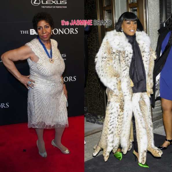 aretha franklin-denies fight with patti labelle-the jasmine brand