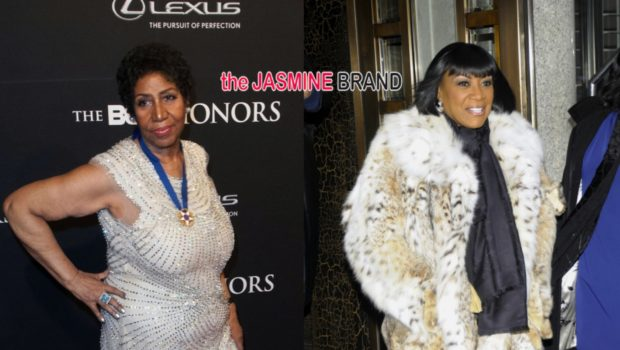 Not True! Aretha Franklin Denies Getting Into Physical Brawl With Patti Labelle