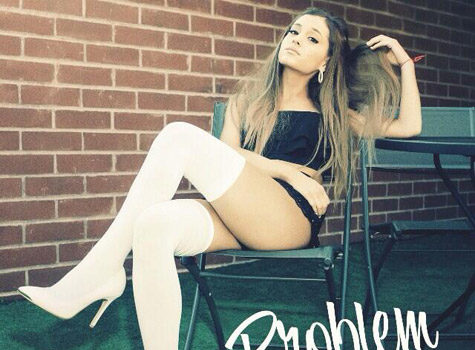 [New Music] Ariana Grande Releases 'Problem' Feat. Iggy Azalea