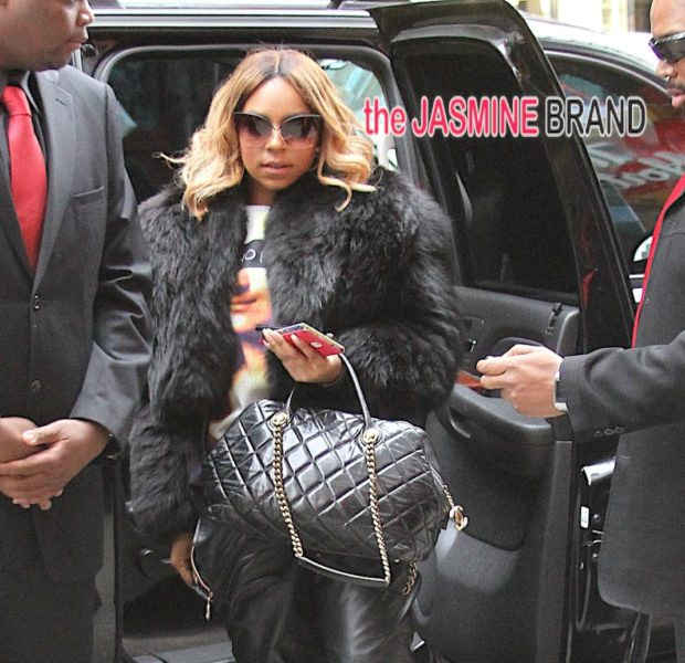 Celebrity Stalking: Ashanti Fur Fresh in NYC, Jesse Jackson Hits Beverly Hills, Kevin Hart's Kids Get Hard + Mariah Carey Enlists Terry Richards