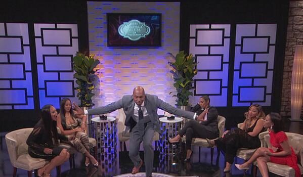 Claws Out, Shoes Off: Explosive Altercation Goes Down During 'Basketball Wives LA' Reunion + Watch Episode