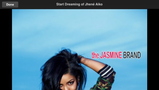 Stop & Stare: Songbird Jhene Aiko's Spread for 'GQ Magazine'