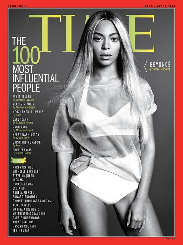 beyonce-covers time magazine 2014-the jasmine brand