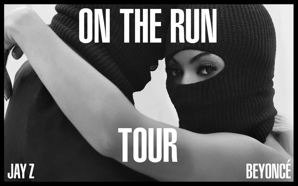BEYONCÉ & JAY Z Officially Announce 'On The Run Tour', See the Schedule!
