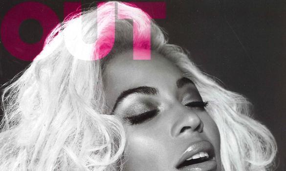 Beyoncé Brings Marilyn Monroe 'OUT'