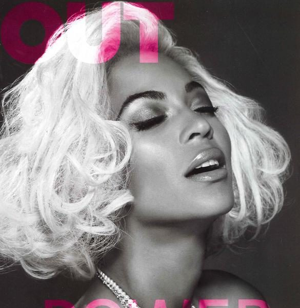 Beyoncé Brings Marilyn Monroe 'OUT'