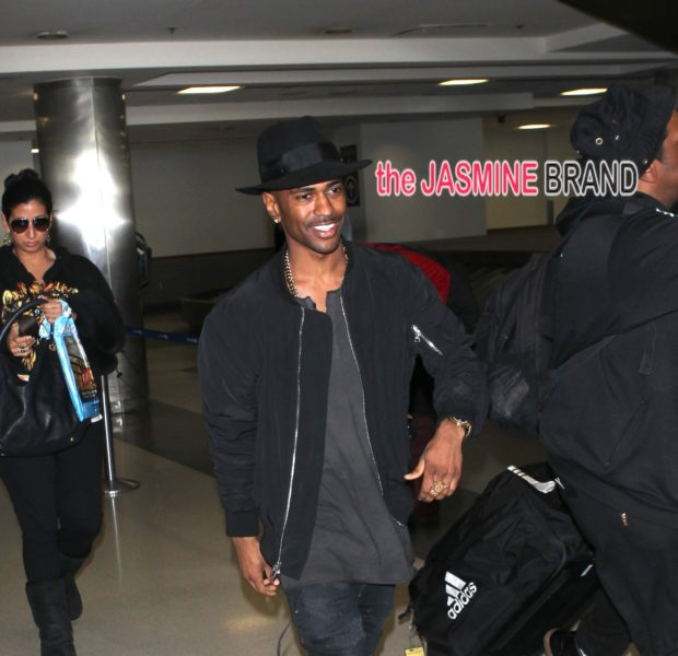 Fan Attempts To Slap Big Sean [VIDEO]
