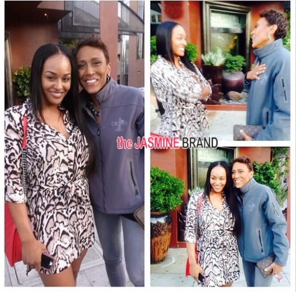 brandi maxiell-cancer survivor-robin roberts-basketball wives la 2014-the jasmine brand