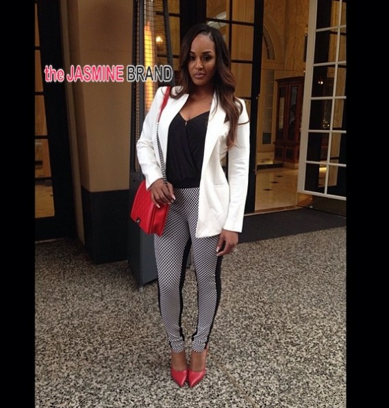 brandi maxiell-fashion look-basketball wives la 2014-the jasmine brand