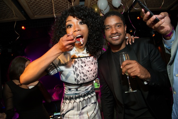 Singer Brandy Officially Announces Split From Fiance Ryan Press: We Decided to Take A Step Back