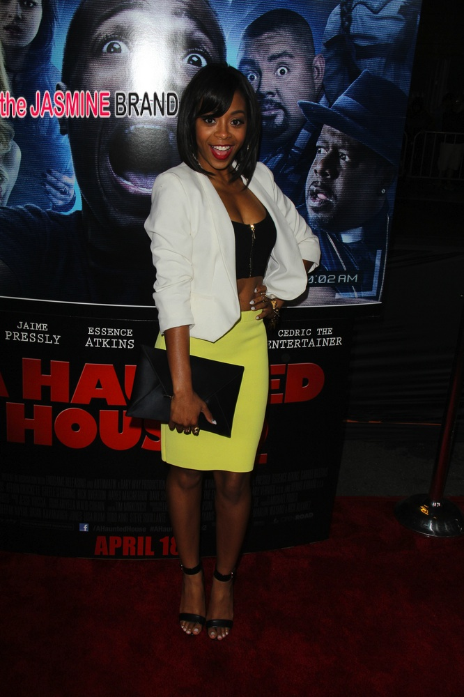 """A Haunted House 2"" Los Angeles Premiere - Arrivals"