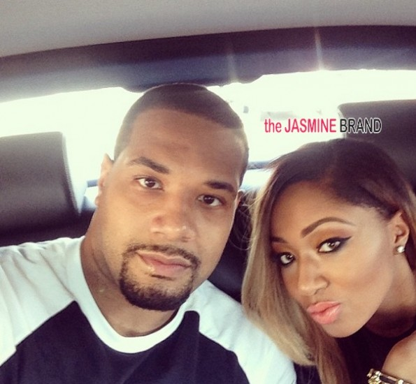 brittish willaims-fiance lorenzo car selfie dwts-the jasmine brand