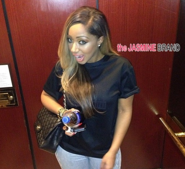 brittish williams-elevator funny faces-basketball wives la 2014-the jasmine brand