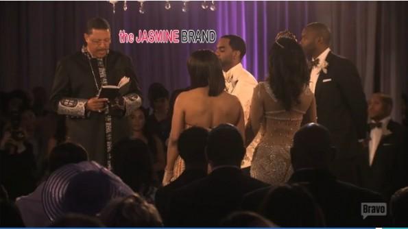 ceremony-kandi burruss wedding special 2014-the jasmine brand