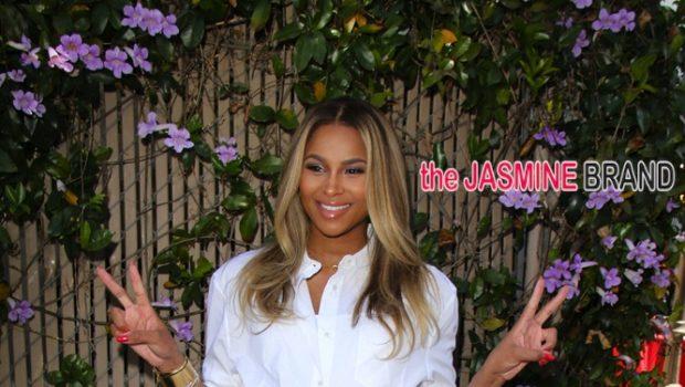 Ciara, Cocoa Brown & Garcelle Beauvais Attend 'Safe Kids Day LA'