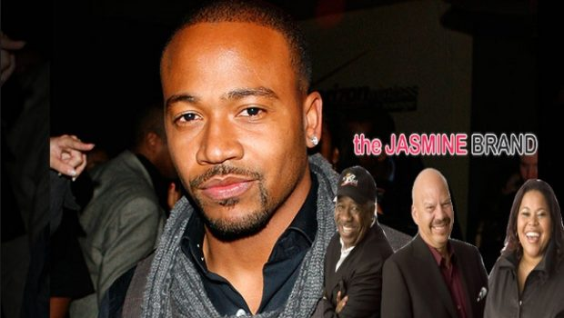 [AUDIO] Columbus Short Apologizes For Dropping N Bomb During Interview, Insists He Wasn't Drunk Or High