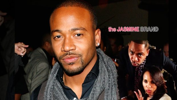 Columbus Short Admits Cocaine Use During 'Scandal': I was self-medicating.