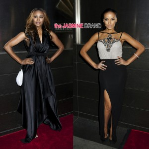 cynthia bailey-selita ebanks-Annual New Yorkers for Children Spring Dinner Dance 2014-the jasmine brand
