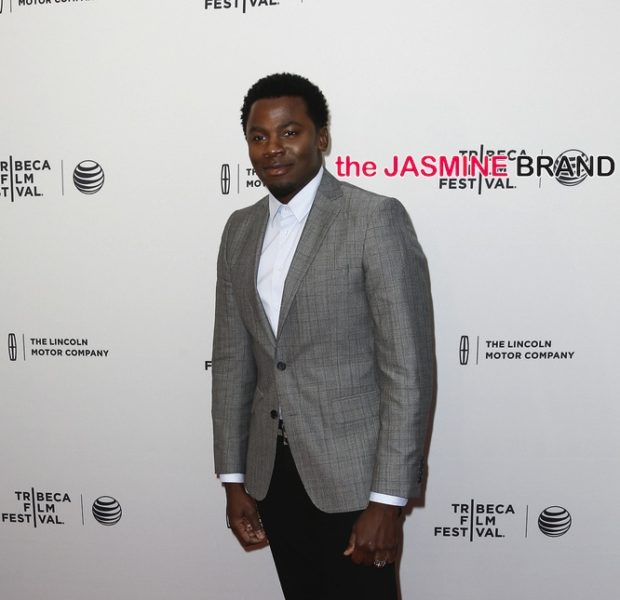 "Derek Luke To Star In NBC's ""Suspicion"""