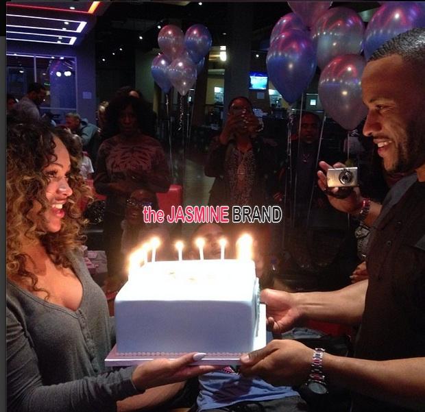 devon franklin-celebrates birthday with wife meagan good-the jasmine brand