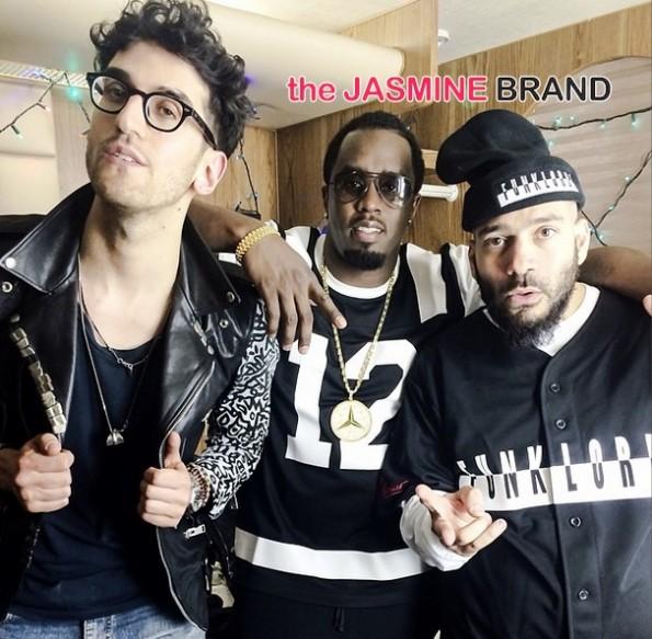 diddy-celebrities at coachella 2014-the jasmine brand