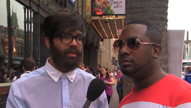 Celebrity Undercover! Drake Disguises Himself For Hilarious 'Lie Witness News'