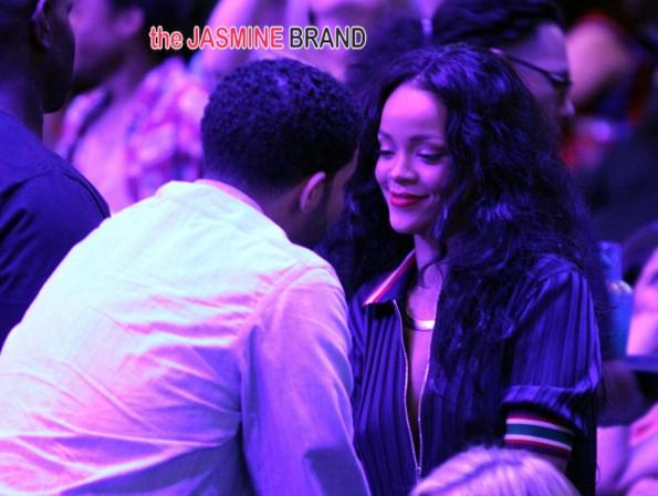 Rihanna Allegedly Unfollows J.Lo Over Drake